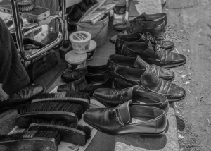 Bolero zapatos