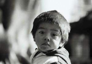 Niño del Llano